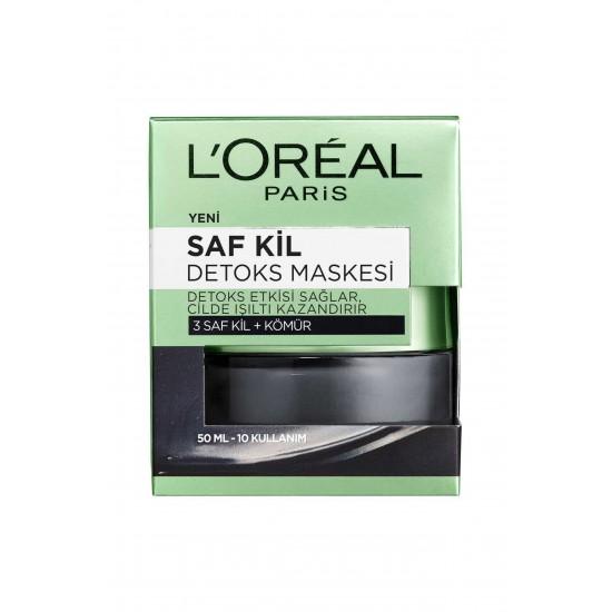 Pure Clay Detox Mask 50ml