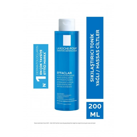 Effaclar Tonic Micro Scalper Oily/To Skins Able To Acne Pore Firming 200ml