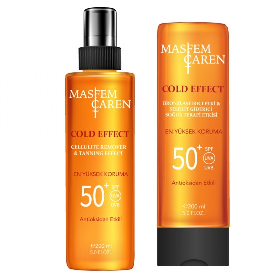 Masfem Caren Cold Effect Bronzer & Cellulite Removal