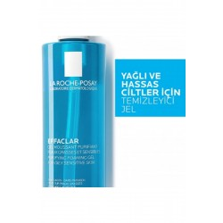 Effaclar Gel 200 ml Oily/To Skins Able To Acne Cleaning Gel